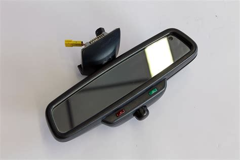 Airbag Light Flashing by Inside Mirror Automatically Adjustable Mercedes Sl R129