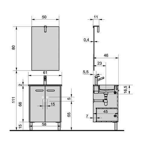 hauteur standard cuisine profondeur standard plan de travail cuisine hauteur