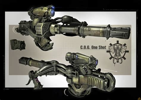 1000+ Ideas About Sci Fi Weapons On Pinterest