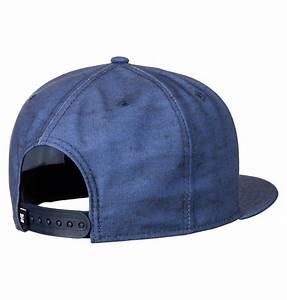 Men's Double Up Snapback Hat ADYHA00277 | DC Shoes