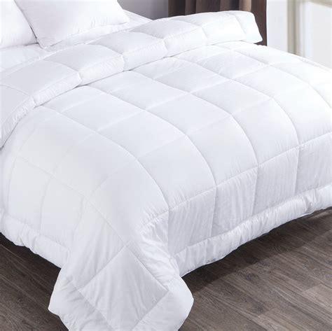 what is a duvet insert alternative comforter duvet insert reviews allmodern