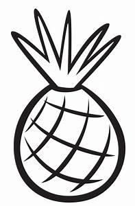 Gemüse Bilder Zum Ausdrucken : ausmalbild obst und gem se ananas kostenlos ausdrucken ~ A.2002-acura-tl-radio.info Haus und Dekorationen
