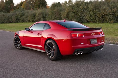2013 Camaro 1le Performance Package