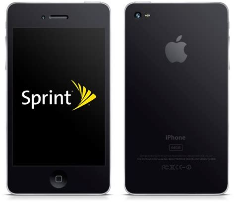 sprint iphones for wsj sprint to carry iphone 5 at same time as at t and
