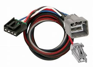 Tow Ready Brake Control Wiring Adapters Are Designed To Make Installation