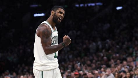 Boston Celtics' Kyrie Irving has been excellent through 14 ...