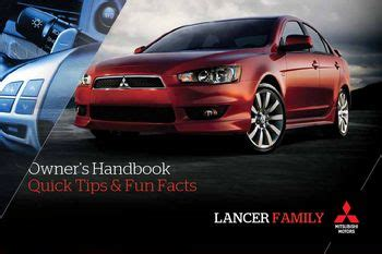 chilton car manuals free download 2011 mitsubishi lancer transmission control 2011 mitsubishi lancer owner s handbook pdf manual 16 pages