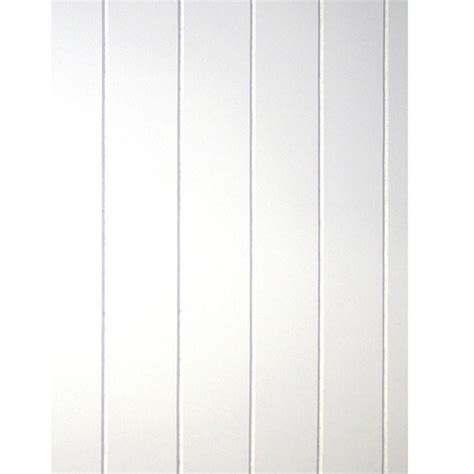 28 Sq Ft Cape Cod Mdf Vgroove Wainscot Plank Paneling
