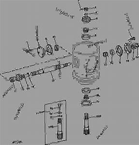 John Deere D105 Transmission Diagram
