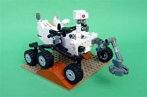 How to Build Your Own LEGO Mars Curiosity Rover | Mars ...