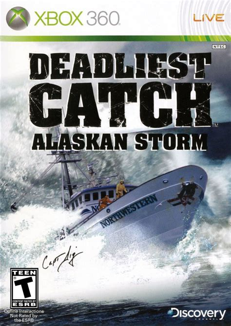 Deadliest Catch Alaskan Storm Xbox 360 Review Any Game