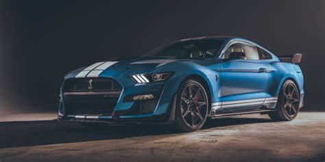 New 2020 Ford Mustang Shelby Gt500 Debuts In Detroit