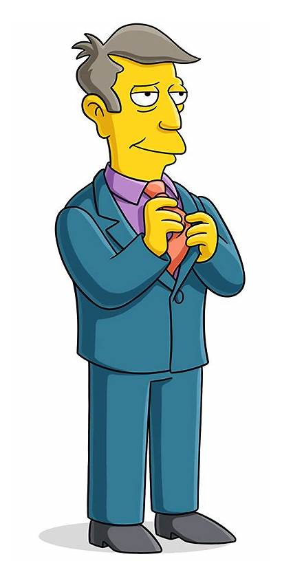 Skinner Seymour Simpsons Principal Character Fandom Wiki
