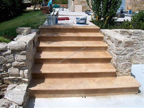 escalier ext 233 rieur en de bourgogne r 233 alisations taille de pour architecte bouches