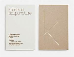 Kalideen acupuncture tarjetas de presentacion pinterest for Acupuncture business cards