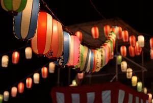 ゆんフリー写真素材集 : No. 1224 夏祭りの提灯 [日本 / 東京]