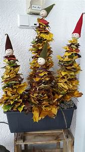 Basteln Im Herbst : bl tterm nnchen basteln mit kindern im herbst bastelidee pinterest basteln mit kindern ~ Markanthonyermac.com Haus und Dekorationen