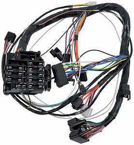 70 Mustang Guage Cluster Wiring Harness