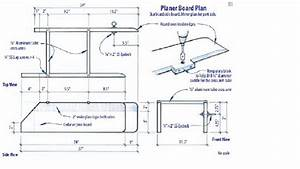 How To Build A Set Of Planer Boards
