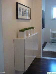 Meubles Besta Ikea : dans une entr e ou un couloir penser au meuble best de faible profondeur 20 cm de chez ikea ~ Nature-et-papiers.com Idées de Décoration
