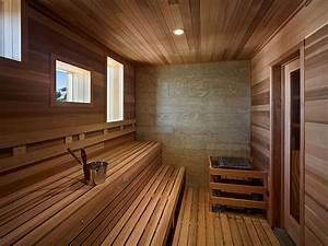 24 Luxury Home Sauna Ideas - Lifetime Luxury