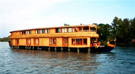 Alappuzha Boat House by Alappuzha Boathouse 1 Bedroom Boathouse 2 Bedroom 3