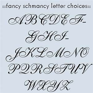 fancy fonts numbers font Quotes