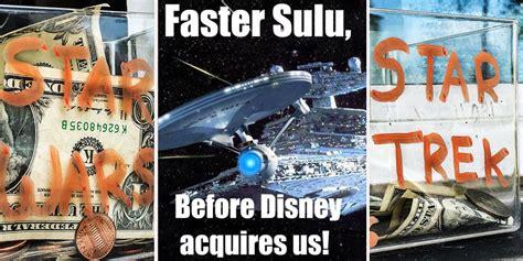 Star Wars Star Trek Meme - star crossed 15 savage star trek vs star wars memes