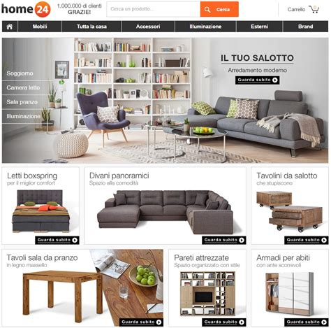 Online Furniture Store Home24 Expands To Italy Ecommerce