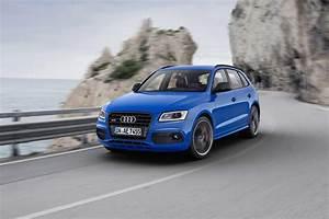 Audi Sq5 Tdi : audi reveals sq5 tdi plus with 340 hp and 700 nm of torque autoevolution ~ Medecine-chirurgie-esthetiques.com Avis de Voitures