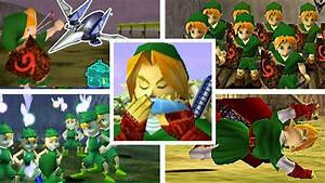 15 Fun And Silly Cheat Codes For The Legend Of Zelda