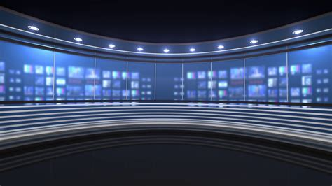 virtual background backgrounds studio hd empty 3d wallpapers moving desktop