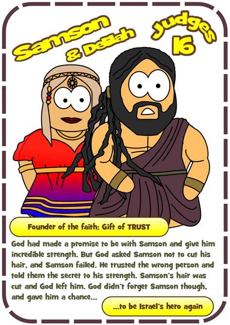 samson judges 16 bible class preschool 758   f5bbf84e72c0b066866c56c1329ead9b