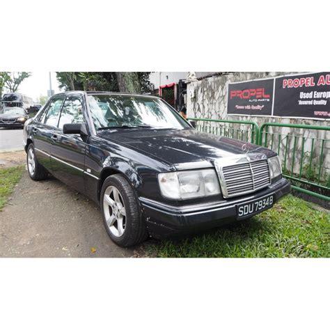 Mercedes w124 200e nasil, kullanici deneyimleri. (SCRAPPED) MERCEDES BENZ W124 200E AUTO 1992 B PILLAR COVER RIGHT (07622), Car Accessories ...