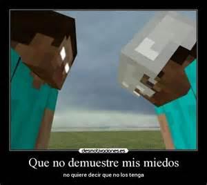 Minecraft Steve vs Herobrine