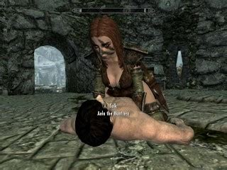 Porn aela skyrim skyrim sex