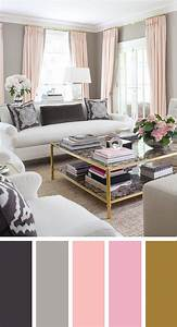 7, Best, Living, Room, Color, Scheme, Ideas, And, Designs, For, 2021