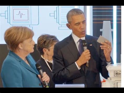 ticker obama in hannover obama hannover messe 2016 angela merkel und barack obama