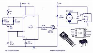 How Can We Control The Speed Of A Simple Dc Motor