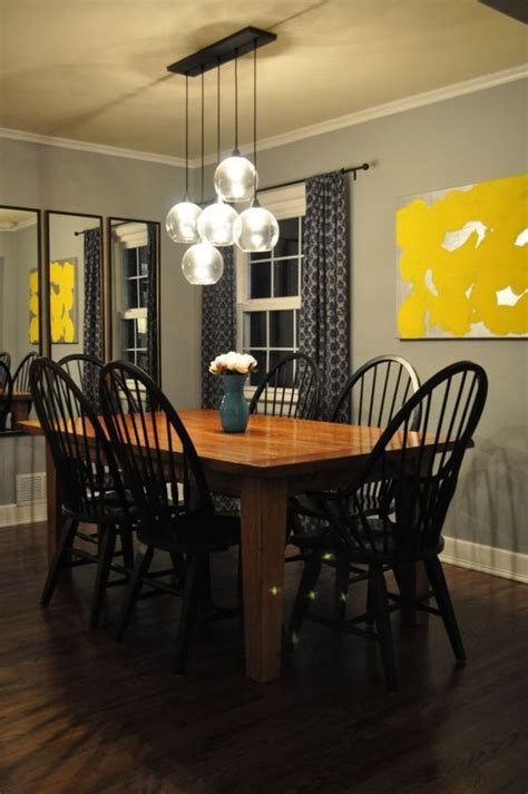 stunning lighting pieces   dining room home stufff espejos comedor lamparas mesas