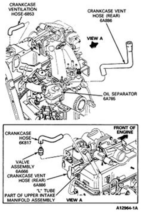 1990 2.3 liter ford motor diagram | have a 1990 ranger 2.3
