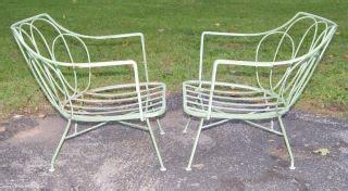 vintage homecrest patio table vintage mid century homecrest patio set 6 swivel rocker