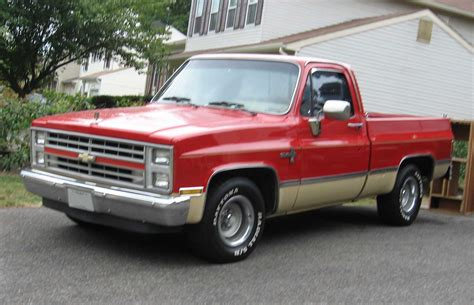 Two Tone Trucks by Two Tone Chevrolet Vintage Truck 0 To 60 In