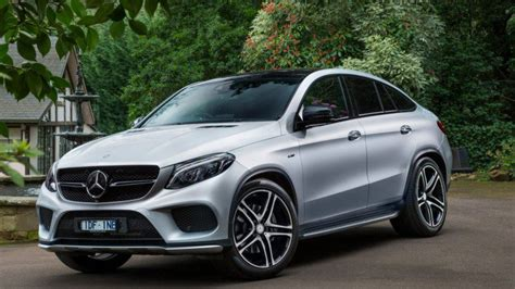 Mercedes-benz Gle 450 Amg Coupe Road Test Review