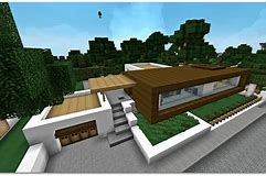 HD wallpapers minecraft maison moderne xroach hdigdg.tk