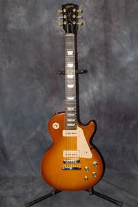 Gibson Les Paul  U0026 39 60s Tribute With Manual Tuners
