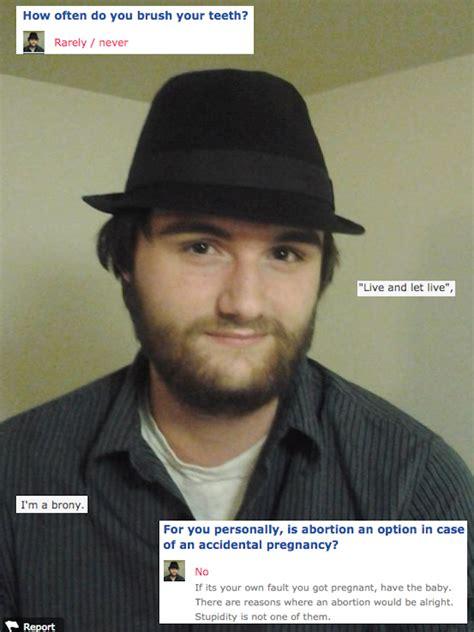Fedora Guy Meme - 20 reasons you shouldn t date men who wear fedoras