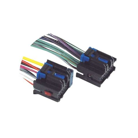 For Gm Radio Wiring Harnes Connector by Metra 71 2104 Gm 2006 Up Wiring Harness W 14