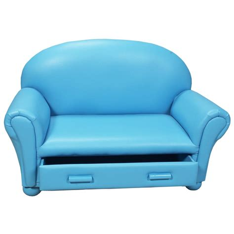 Toddler Loveseat by Childrens Sofa With Storage Drawer Upholstered
