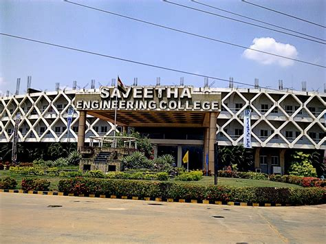 saveetha engineering college sec chennai admissions contact